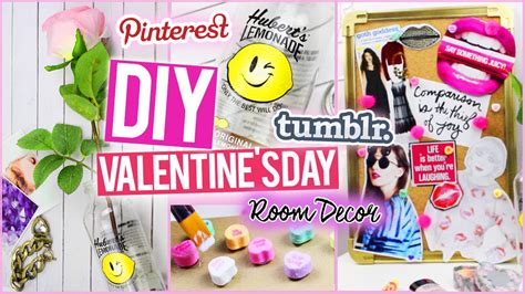 Tween Bedroom Ideas by Diy Valentines Day Room Decorations Amp Pinterest