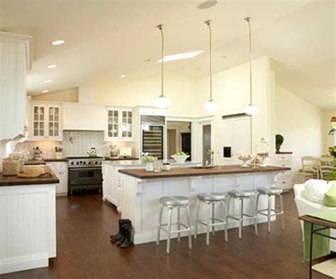küche im wohnraum design offene wohnzimmer k 252 che