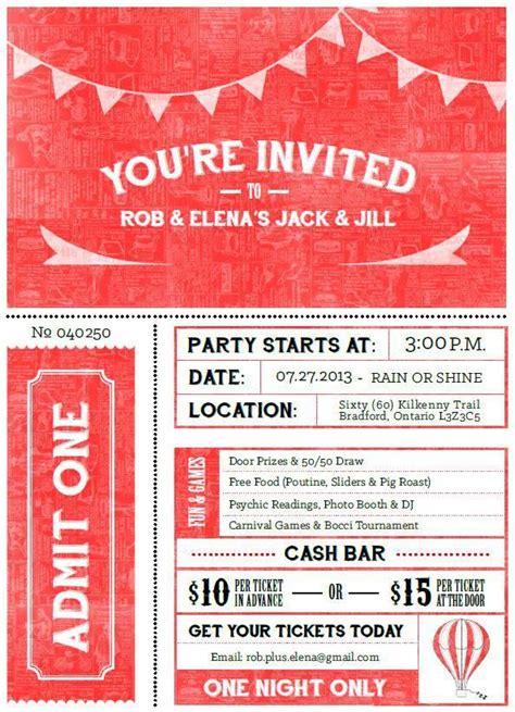 images  jack jill ideas  pinterest  wedding trends  invitation templates