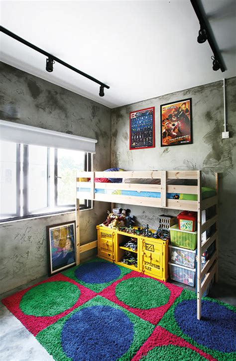 7 great children s bedrooms in hdb flats home decor