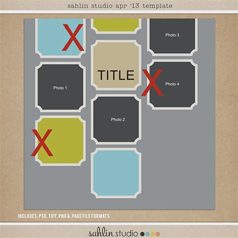 free digital templates april 2013 digital scrapbooking free template sahlin