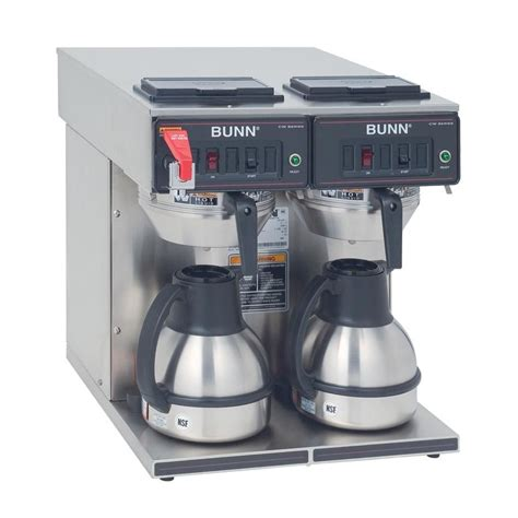 commercial espresso maker bunn automatic coffee makers commercial coffee maker