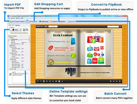 A Gaggle Of Software Programmess To Catalogue Your Cds by Flip Software To Make Flip Catalog In Few Clicks Flippdf