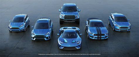 ford performance lineup poised for a big yearby american