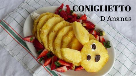 come presentare l ananas a tavola come servire un ananas in stile visualfood tutorial di