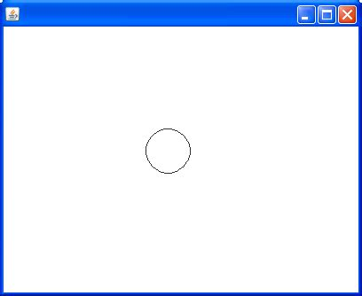 java swing draw circle select the ellipse to move it in the canvas mouse draw