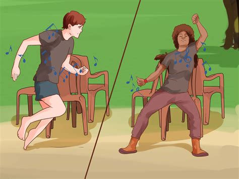 Musical Chairs by How To Play Musical Chairs 11 Steps With Pictures Wikihow