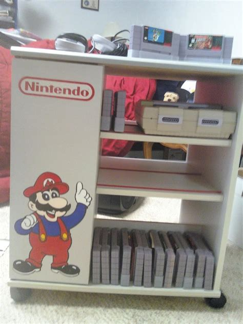 of nintendo cabinet for sale nes cabinet discussion gamespot