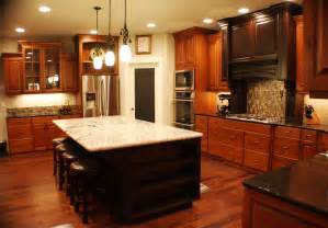 cherry color kitchen cabinets dark wood kitchens cherry color traditional kitchen design kitchen design ideas blog