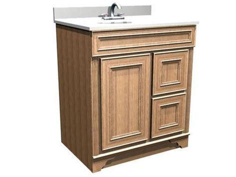 briarwood 30 quot w x 18 quot d x 31 quot h highland vanity sink
