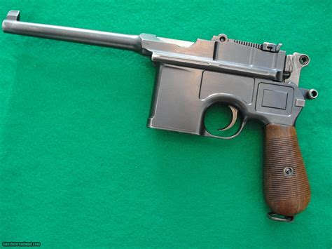 the broomhandle mauser weapon 1472816153 mauser c96 commercial 1905 broomhandle