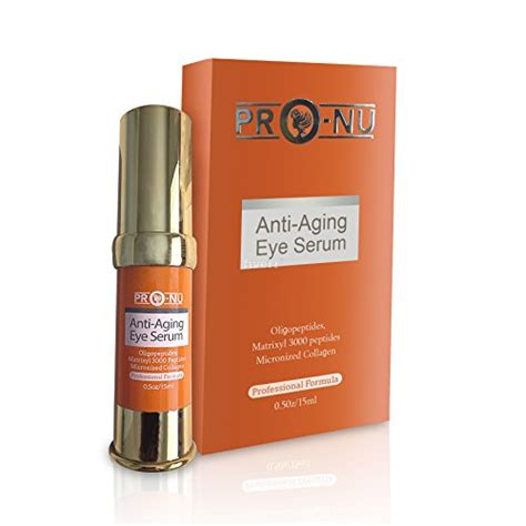 Ertos Erto S Eye Bag And Circle Serum Bpom 100 anti aging best eye serum to reduces puffiness wrinkles circles s bags with