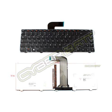 Keyboard Dell Inspiron N4040 N4050 N5050 N4110 M4040 Series 7 keyboard dell inspiron 14r n4110 black thai led