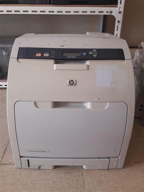Printer Laser Warna Per Lembar jual printer hp laserjet warna 3600dn harga murah jakarta oleh mahajaya toner