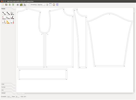 valentina pattern drafting software fashion design con valentina fikket