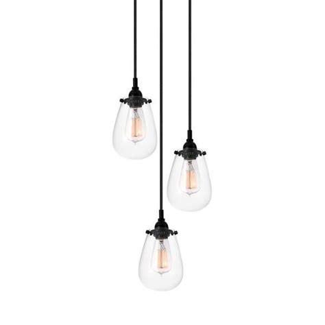 Pendant L Kit Three Pendant Light Kit With Mini Lights Three Pendant Light Kit