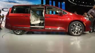2016 chrysler minivan autos post
