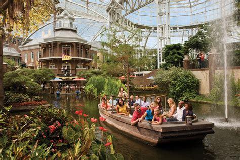 Oregon Gardens Resort by Opryland Delta Atrium Boat Group 2 Getaways For