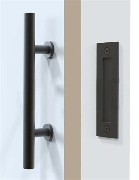 Barn Door Hardware For Cabinets The 25 Best Black Door Handles Ideas On Modern Door Handles Interior Panel Doors
