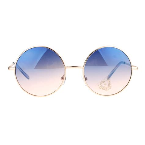 round round rounding round round and patchwork sa106 oceanic color lens round circle hippie sunglasses ebay