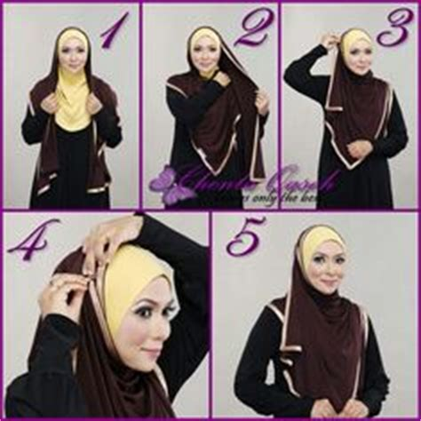 hijab tutorial everyday simple hijab 2014 simple tutorial for everyday hijab style hijabiworld