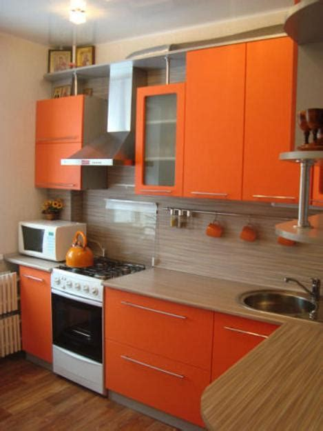 orange kitchens ideas 25 ideas for modern interior decorating with orange color shades