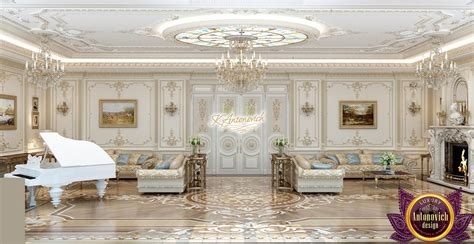 royal living room design