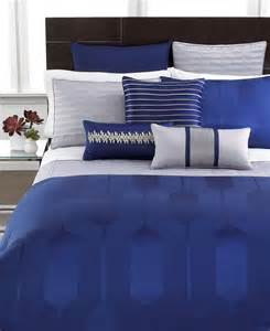 Macys Duvet Cover Hotel Collection Bedding Links Cobalt From Macys Epic