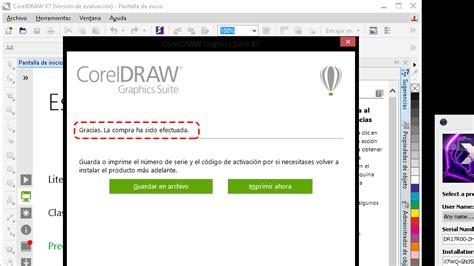 corel draw x7 codigo de activacion inform 225 tica para locos activar corel draw graphics x7