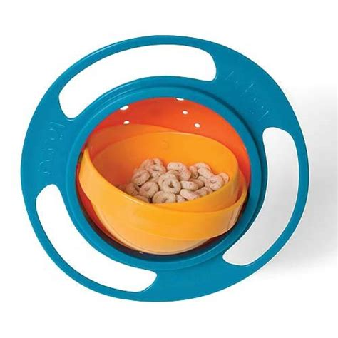 no spill bowl spill resistant bowls for cheerio spilling annoying bratty one more gadget