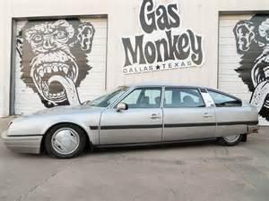 Jaguar Gas Gas Monkey Jaguar Car Interior Design