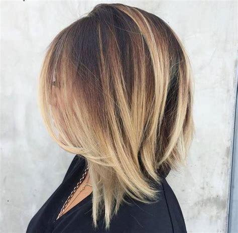 dark blonde bob hairstyles 60 inspiring long bob hairstyles and lob haircuts 2018