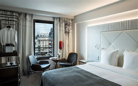 normann copenhagen le era lounge chairs in hotel le inspired by deco