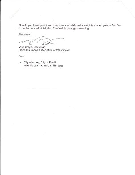 Letter Of Cancellation Insurance Cancellation Insurance Letter Sle