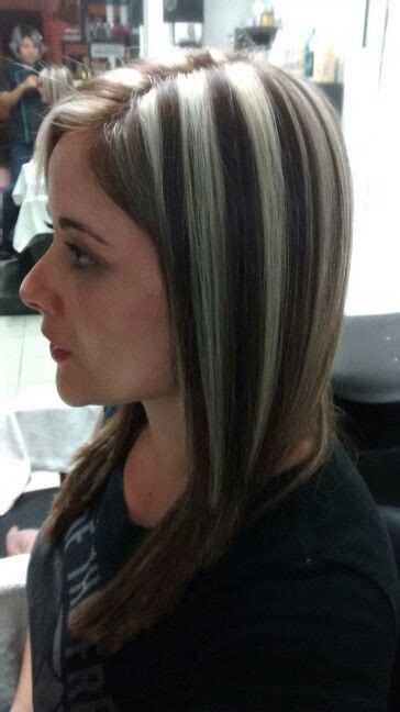 mechas ceniza intensa en cabello corto mechas platinadas iluminaciones en el cabello pinterest