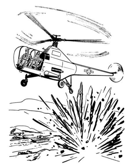 army helicopter coloring pages az coloring pages