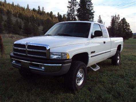auto air conditioning service 2000 dodge ram 2500 spare parts catalogs purchase used 2000 dodge ram 2500 4x4 automatic slt laramie 24v cummins diesel sharp in