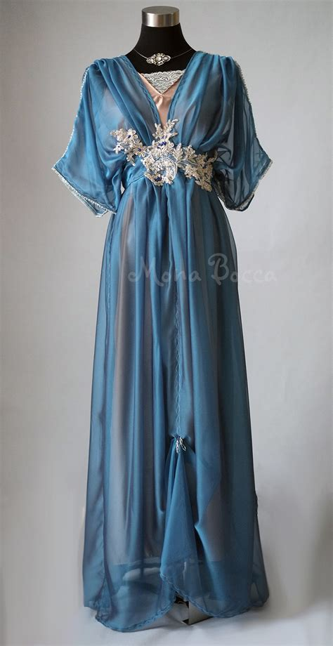 Handmade In Uk - edwardian evening dress handmade in
