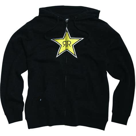 Jaket Hoodies Energy one industries official rockstar energy writing on the wall zip up hoodie ebay