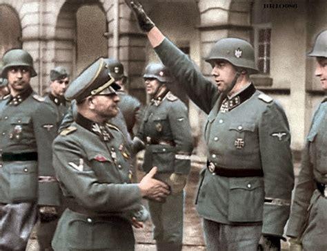 biografi singkat adolf hitler nazi jerman foto wilhelm mohnke