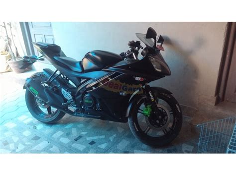 Yamaha All New R15 Matte Black yamaha r15 v2 matte black price rs 2 15 000 lalitpur nepal dealgara