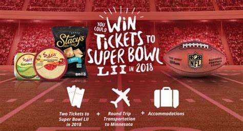 Super Bowl Tickets Sweepstakes - sabra super bowl sweepstakes sabra com promotions sweepstakes pit