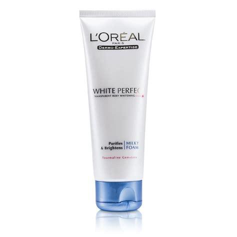 Foam L Oreal l oreal dermo expertise white purifies