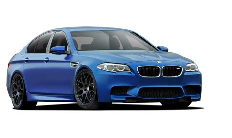 Bmw 5 Series Kit by 2011 2014 Bmw 5 Series F10 Vaero M5 Look Conversion Kit