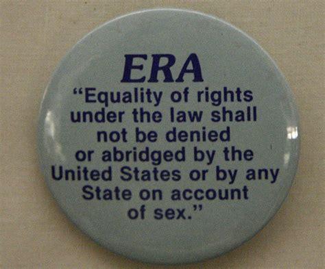 the era the equal rights amendment flickr photo