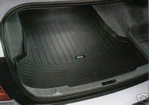 Cargo Mat For Bmw X3 Bmw E90 E92 Rubber Cargo Mat 3 Series 2004 2012 Ebay