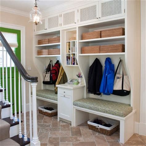 mudroom ideas your home s solution for april showers