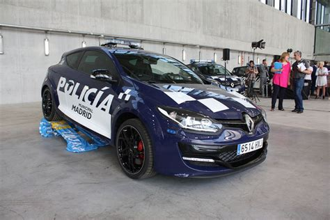 los coches de policia mas espectaculares cosas de coches