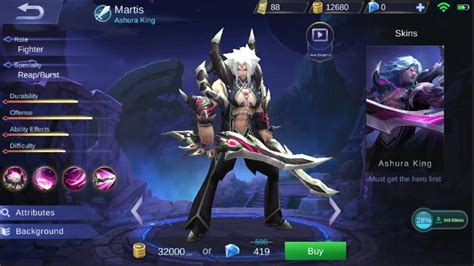 mobile legend codashop kehadiran martis di mobile legends mesin pembunuh