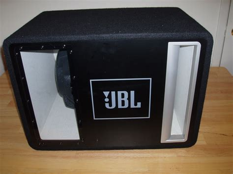Speaker Box Jbl Jbl Gto1204bp Sub And Band Pass Enclosure